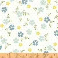 Windham Fabrics Oh Clementine White