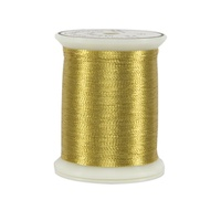 #009 Military Gold - Superior Metallics 500 yd. spool