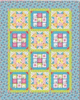 FREE DOWNLOADABLE PATTERN - Miss Kitty Quilt