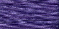 Buttonhole Silk #16 #057 Cosmic Violet 22 Yds. On Card.