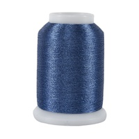 #035 Pacific Blue - Superior Metallics 1,090 yd. mini cone