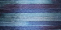 #119 Ocean Blue 2mm Silk Ribbon x 5 yds.