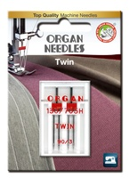 #90/3.0 Twin Universal x 2 Needles