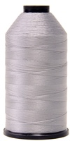 #011 Metal Gray - Bonded Nylon Thread size #207 (1 Pound Approx. 1,925 Yds)