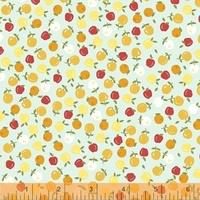 Windham Fabrics Oh Clementine Aqua