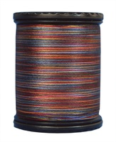 Tiara #50 Variegated Filament Silk Thread. #708. 273 Yds.