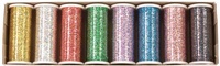 Hologram Color Set - Glitter 400 yd. spools