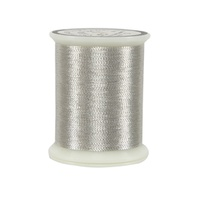 #000 Silver - Superior Metallics 500 yd. spool