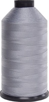 #003 Gray - Bonded Nylon Thread size #92 (1 Pound Approx. 4,484 Yds)