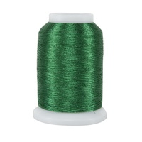 #027 Emerald - Superior Metallics 1,090 yd. mini cone