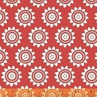 Windham Fabrics Oh Clementine Red