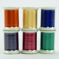Trilobal Polyester Spools 6-pack