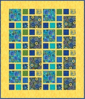 FREE DOWNLOADABLE PATTERN - Blank Quilting Ambrosia