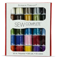 Sew Complete 25 Spool Set
