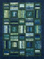 Radio Way Batik Quilt Kit