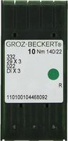 Groz-Beckert 332 #22