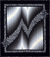 Bargello Quilt Kit