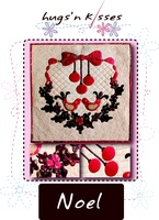 Pattern: Noel By Hugs 'N Kisses. (H-59)