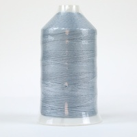 Silver - Bonded Nylon Thread size #277 (1 Pound Approx. 1,422 Yds)-Clearance