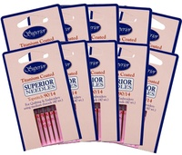 #90/14 Topstitch 50 Needles Bulk Pack Superior Titanium-Coated Needle