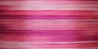 #102 Pink Peony 4mm Silk Ribbon x 5 yds.