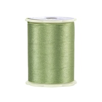 Quilter's Silk #16 #131 Mint Green 22 yd. Spool (Purple Label)