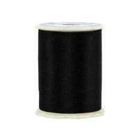 Quilter's Silk #16 #402 Black 22 yd. Spool (Purple Label)