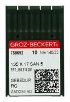 Groz-Beckert 135 X 17 SAN 5 #22