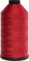 #005 Red - Bonded Nylon Thread size #207 (1 Pound Approx. 1,925 Yds)