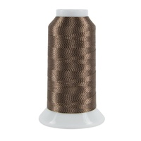 #4018 Medium/Dark Brown - Twist 2,000 yd. cone