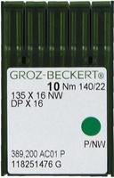 Groz-Beckert 135 X 16 NW #22