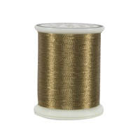 #016 Antique Gold - Superior Metallics 500 yd. spool
