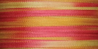 #108 Lantana 7mm Silk Ribbon x 3 yds.