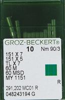 Groz-Beckert 151 X 7 #3