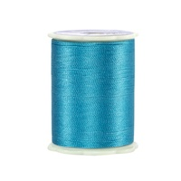 Quilter's Silk #16 #105 Electric Blue 22 yd. Spool (Purple Label)