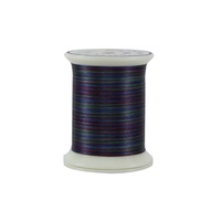 #844 Midnight Shadows - Rainbows 500 yd. spool