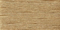 Buttonhole Silk #16 #091 Camel 22 Yds. On Card.