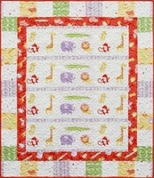 Safari Sweet 2 Quilt Kit