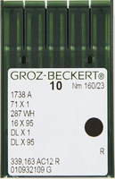 Groz-Beckert 1738 A #23