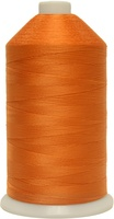 #027 Orange - Bonded Nylon Thread size #92 (1 Pound Approx. 4,484 Yds)