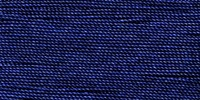 Buttonhole Silk #16 #093 Deep Blue 22 Yds. On Card.