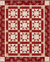 FREE DOWNLOADABLE PATTERN - Maywood Studio In Stitches