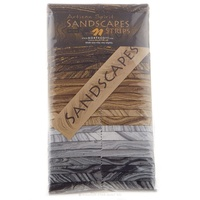 Northcott Sandscapes Mocha Strips