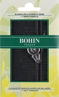 Bohin 40 Assorted Sharps & Milliners Hand Needles