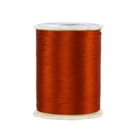 Quilter's Silk #16 #062 Calypso Orange 22 yd. Spool (Purple Label)