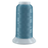 The Bottom Line #633 Light Turquoise 3,000 yd. Cone