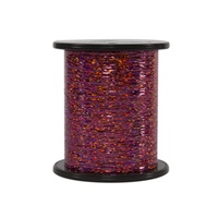 #204 Red - Glitter 3,280 yd. jumbo spool