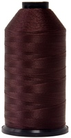 #013 Chocolate Brown - Bonded Nylon Thread size #207 (1 Pound Approx. 1,925 Yds)