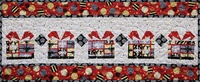 All That Glitters Table Runner Quilt Kit