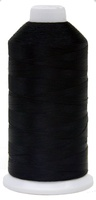 #001 Black - Solar Guard Thread size #92 (1 Pound Approx. 5,304 Yds)